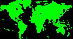 world_map_green